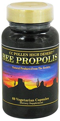 - Propolis 500mg CC Pollen 60 Caps