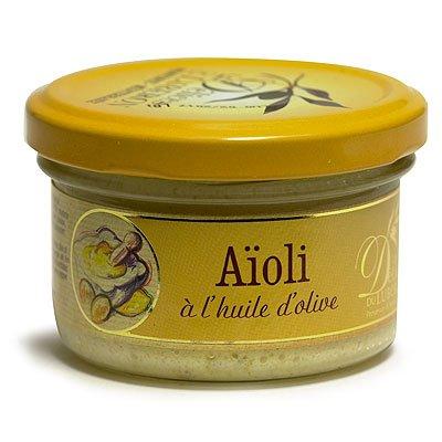 Delices du Luberon - French Aioli - Garlic Mayonnaise Spread 3.1 oz