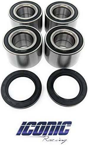 Can-Am Maverick 1000 XRS-DPS 2014-2015 Both Front Wheel Bearings And Seals