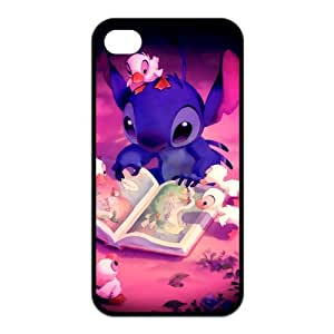 Custom Lilo & Stitch Cartoon Design TPU Protective cover For Iphone 5 5s iphone5-NY1409