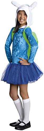 Rubie's Costume Adventure Time Fionna Child Costume, Small - Fionna Adventure Time Costume