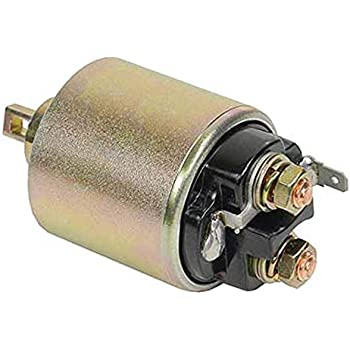 NEW 12V SOLENOID FITS YANMAR MARINE 4JH2-DTE 4JH2-E S114-347 S114-374B S114-264A