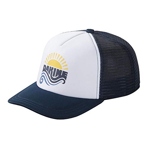 (Dakine Sun Wave Trucker Hat, India Ink, One Size)