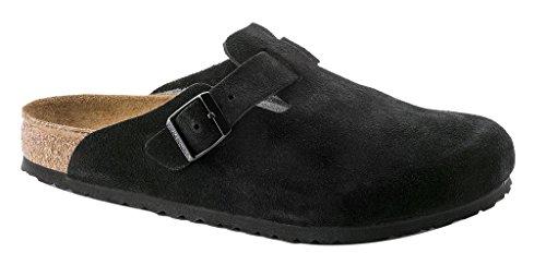 Birkenstock Unisex Boston Soft Footbed Adjustable Strap Clog