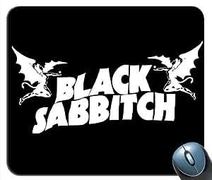 Custom Black Sabbath v3 Mouse Pad g4215 by mcsharks