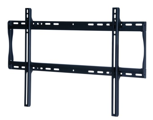 "Peerless SF650P Universal Fixed Low-Profile Wall Mount for 37""-75"" Displays (Black/Non-Security) (Mount Smartmount Plasma Universal)"