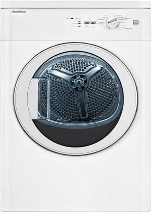 Blomberg DV17542 Vented Dryer, 15 Programs, 7 Kg Load Capacity, White