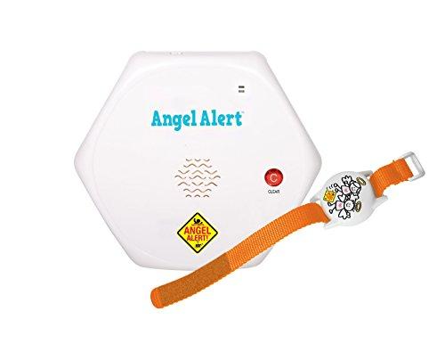 Angel Alert Wireless Pool Guardian Alarm- GT-ADA080-1B