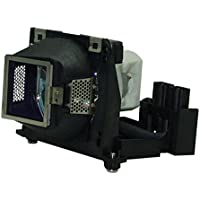 AuraBeam Economy Viewsonic PJ458D-02 Projector Replacement Lamp with Housing