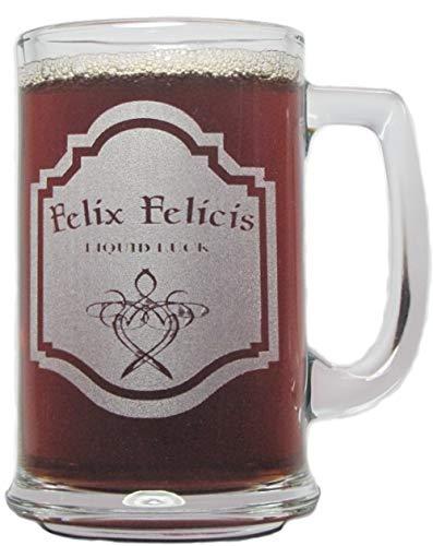Felix Felicis Liquid Luck 15oz. Beer Mug