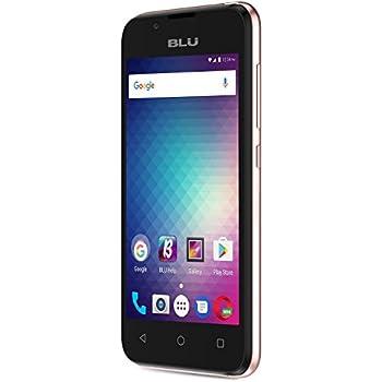 BLU Advance 4.0 L3 -Unlocked Dual Sim Smartphone -Rose Gold