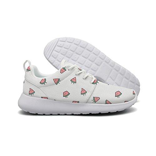 Men's I Carried A Watermelon Running Shoes Fashion Sneakers Walking Shoes by HDIAOnaAO