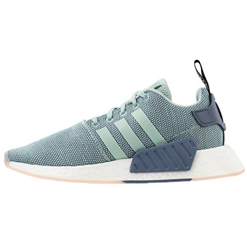 Ash White Green Footwear Sneaker r2 Steel Raw NMD W Originals adidas Women's w8xPapPq