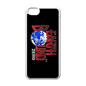 iPhone 5c Cell Phone Case White Earthbound Beginnings 004 Grike