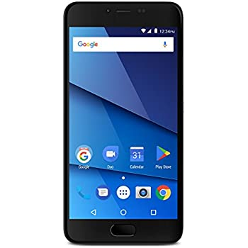 "BLU S1 Factory Unlocked Phone - 5.2"" Screen - 16GB - Black (U.S. Warranty)"
