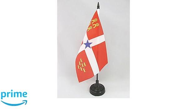 AZ FLAG Bandera de Mesa de Murcia INDEPENDENTISTA 21x14cm ...