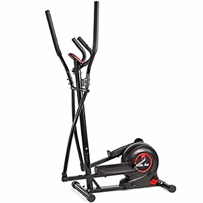 New Magnetic Elliptical bike health Trainer Fitness Machine Cardio Workout Gym Fit
