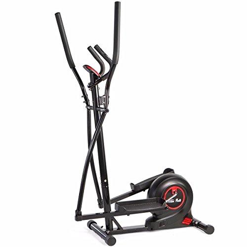 Elliptical Bike Types: New Magnetic Elliptical Bike Health Trainer Fitness