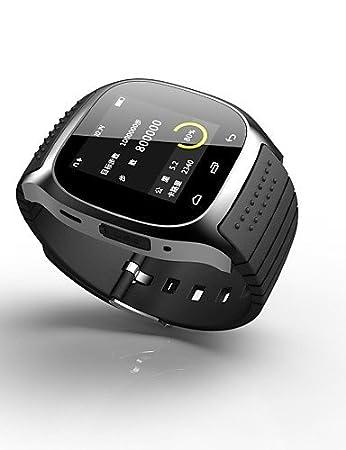 ZXCD rwatch M26 SmartWatch Indossabile, Control Multimedia ...