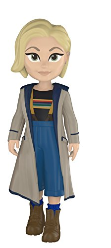 Funko Rock Candy: Doctor Who - Thirteenth Doctor Collectible Figure, Multicolor, Standard
