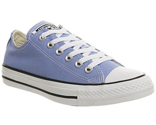 Converse Ctas Ox Pioneer Blue - Tobillo bajo Unisex adulto Blau (Pioneer Blue)