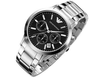 (Emporio Armani Chronograph Ladies Watch AR2435 Wrist Watch (Wristwatch))