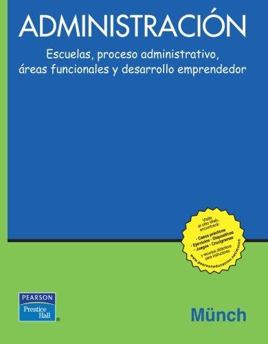 Administracion (High school) (Spanish Edition)
