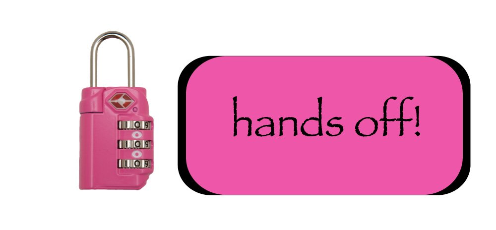 hands off! TS Lock/Wrap Set
