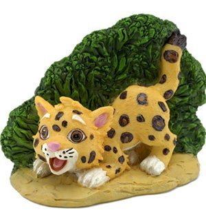 Baby Jaguar Dora the Explorer Aquarium Ornament by Penn Plax (Dora Explorer The Ornaments)