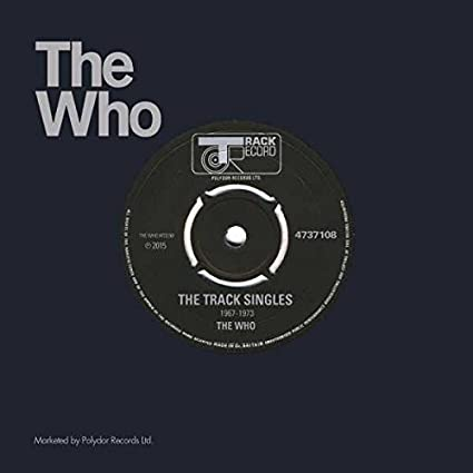 "The Track Records Singles Box 1967-1973 [7"" VINYL]"