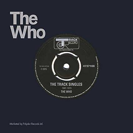 "The Track Records Singles Box 1967-1973 [7"" VINYL]"