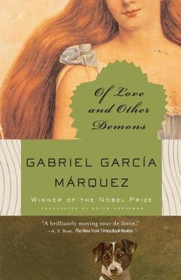 BY Garcia Marquez, Gabriel ( Author ) [{ Of Love and Other Demons By Garcia Marquez, Gabriel ( Author ) Jun - 10- 2008 ( Paperback ) } ] (Gabriel Garcia Marquez Of Love And Other Demons)