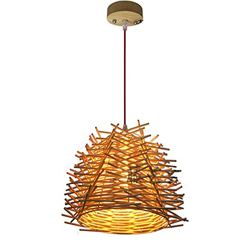 Pineapple Shaped Pendant Light Shade - 7