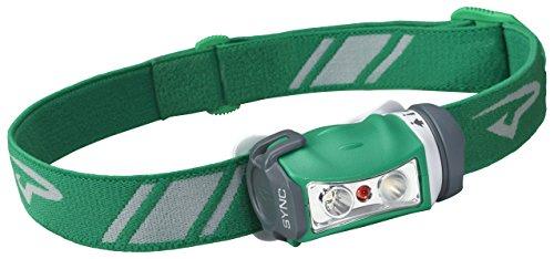 Princeton Tec Sync LED Headlamp (150 Lumens, Green/White)