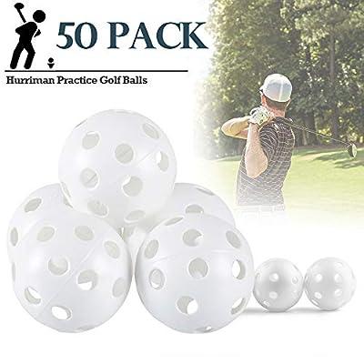 Hurriman Practice Golf Balls