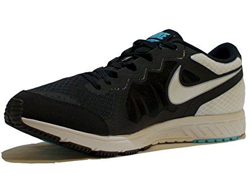 Nike Women s Dry Miler Running Tank, black/white, Gr. White/Black/Reflective Silver