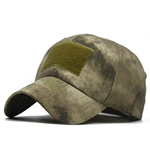 foclock Multicam Digital Camo Special Force Tactical Operator hat Contractor SWAT Baseball Hat US Corps Cap MARPAT ACU
