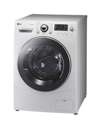 lg f1480tds 1400rpm 8kg steam direct drive washing machine white large appliances. Black Bedroom Furniture Sets. Home Design Ideas