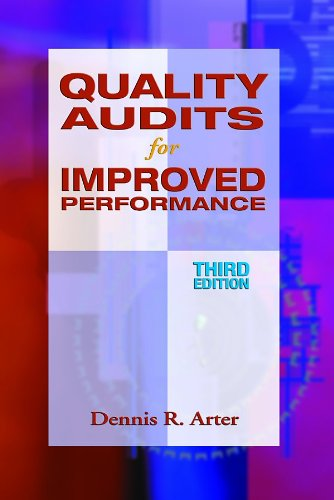 Download Quality Audits for Improved Performance, Third Edition Pdf