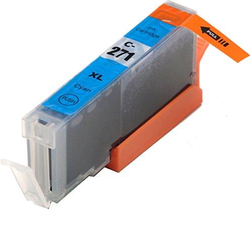 Blake Printing Supply 14 Pack Ink Cartridges for 270, 271, Pixma MG7720. 4 Big Black, 2 Small Black, 2 Cyan, 2 Gray, 2 Magenta, 2 Yellow Photo #7