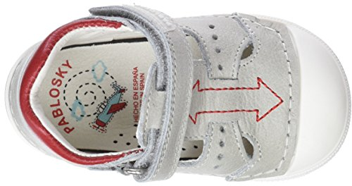 Pablosky Jungen 22556 Sneakers Grau (Gris 022556)