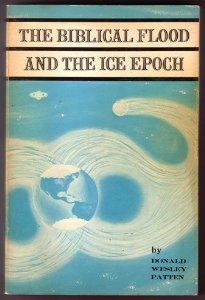 The Biblical Flood and the Ice Epoch