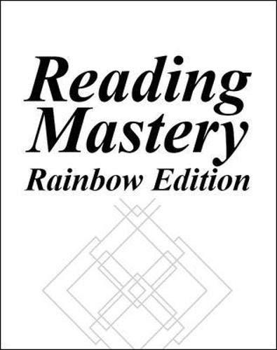 Reading Mastery - Level 2 Seatwork - 160 Blackline Masters (Reading Mastery: Rainbow Edition)