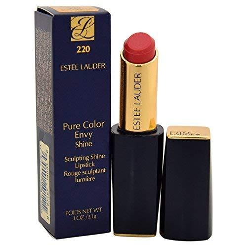 Estee Lauder Women's Pure Color Envy Shine Sculpting Lipstick, 220 Suggestive, 0.1 Ounce by Estee Lauder ()