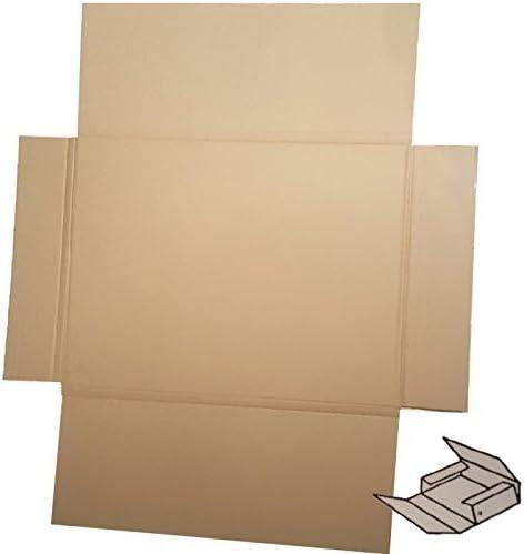 Caja de cartón troqueladas de 65x49x3 cm de 1 canal fino: Amazon ...
