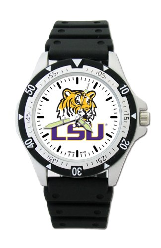 Watch State Steel Tigers Sport (NCAA LSU Tigers Option Watch)