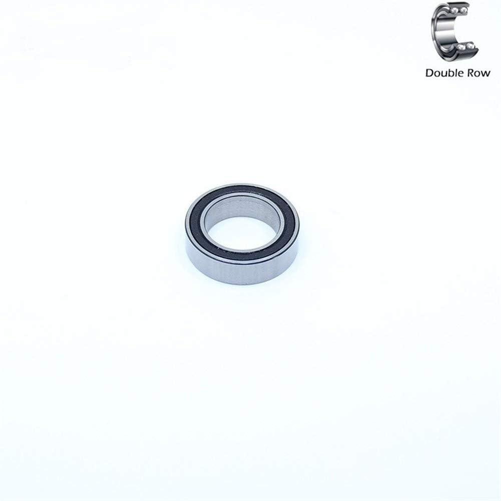 SUOFEILAIMU-PHONE CASE Durable Bearing 63803 3803 RS 3803-2RS Hybrid Ceramic Bearing 1 PC Double Row Sealed Angular Contact Si3N4 Ball Bearings 17267 mm