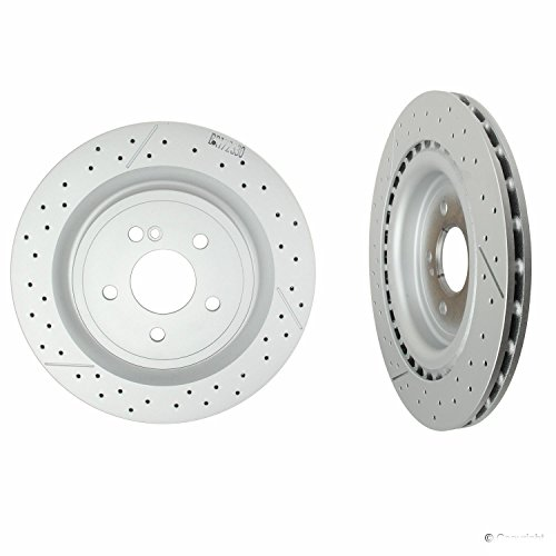 Cla45 brake rotor mercedes replacement brake rotors for Mercedes benz rotors replacement