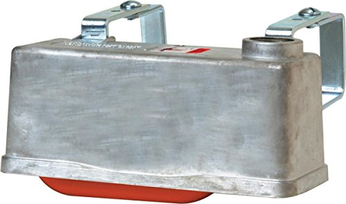 Little Giant Trough-O-Matic Stock Tank Float Valve with Aluminum Housing and Expansion Brackets (Giant Water Little)