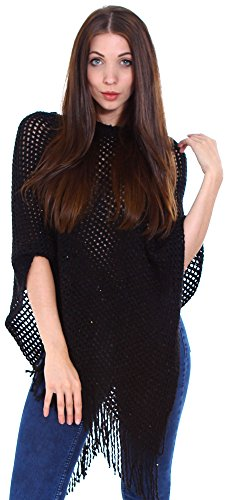 Simplicity Womens Knitted Pullover Sweater product image